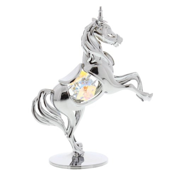 Crystocraft Unicorn with Crystals From Swarovski?
