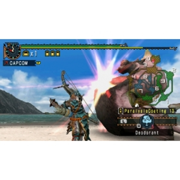 Monster Hunter Freedom 2 Game (Essentials) PSP - Image 2