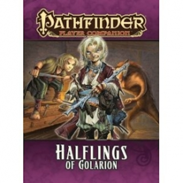 Halflings of Golarion Pathfinder Companion