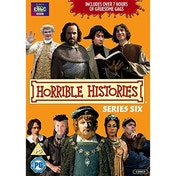 Horrible Histories - Series 6 DVD