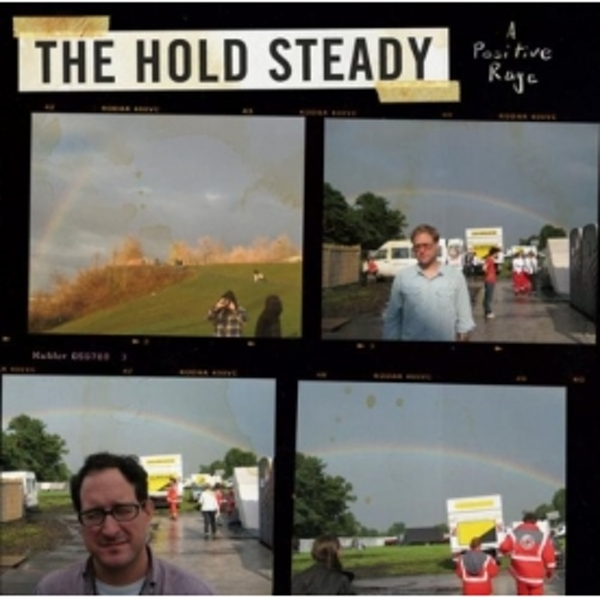 The Hold Steady - A Positive Rage CD