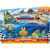 Deep Dive Gill Grunt & Reef Ripper (Skylanders Superchargers) Racing Pack