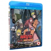 Naruto Shippuden Movie 4 The Lost Tower Blu-ray & DVD