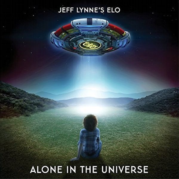 Alone In The Universe - ELO CD