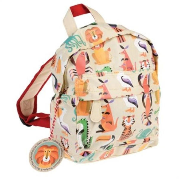 Childrens Backpack - Colour Creatures