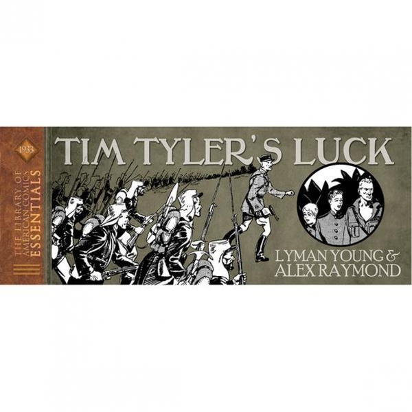 LOAC Essentials Presents King Features, Volume 2: Tim Tyler's Luck 1933