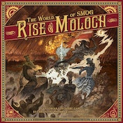 The World of SMOG: Rise of Moloch Board Game