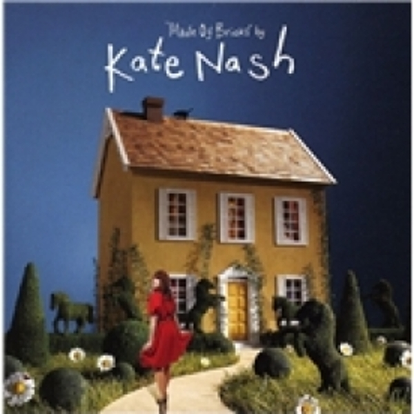 Kate Nash Made Of Bricks CD