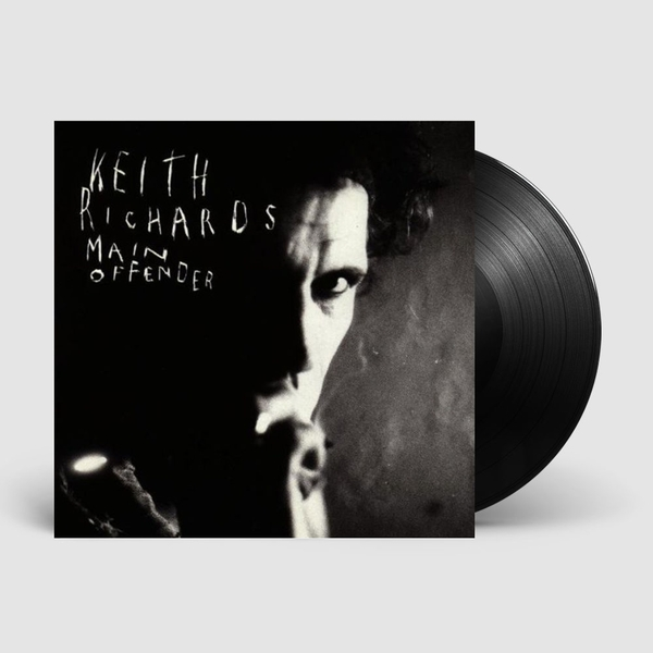 Keith Richards - Main Offender Vinyl