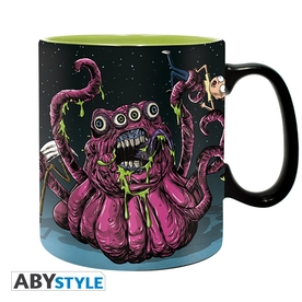 Rick And Morty - Monsters Mug