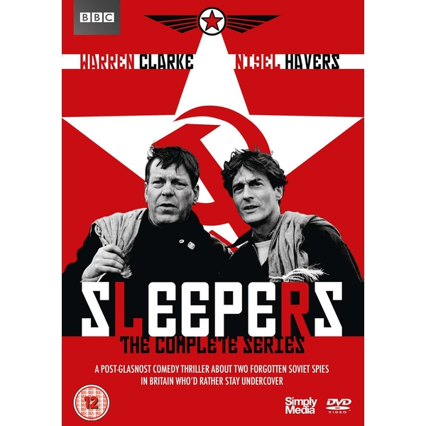 Sleepers: The Complete Series DVD
