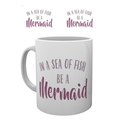 Mermaid In Training - Be a Mermaid Mug