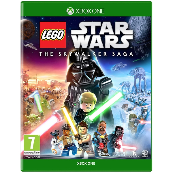 Lego Star Wars The Skywalker Saga Xbox One Game - Image 1