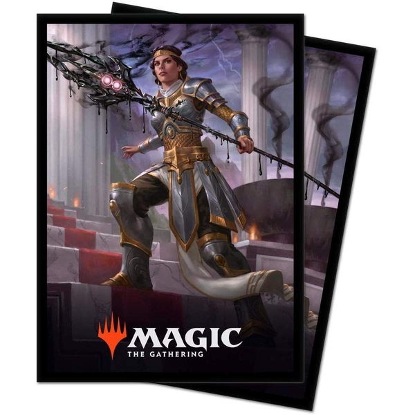 Ultra Pro Magic The Gathering Theros: Beyond Death - Elspeth Sun's Nemesis Deck Protector 100 Sleeves