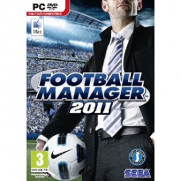 Football Manager 2011 Game PC & MAC