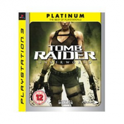 Lara Croft Tomb Raider Underworld Game (Platinum) PS3
