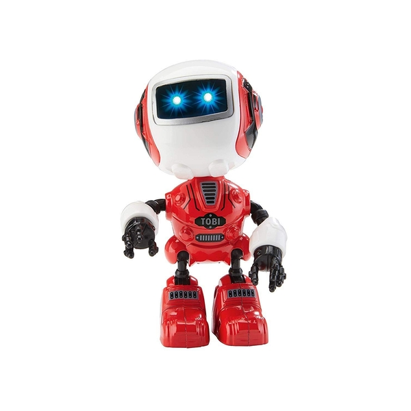 Tobi Red Toy Robot (Funky Bots) Revell Control