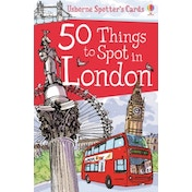 50 Things to Spot in London by Rob Lloyd Jones (Cards, 2010)