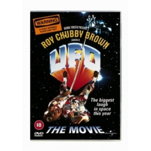 Roy Chubby Brown UFO The Movie DVD