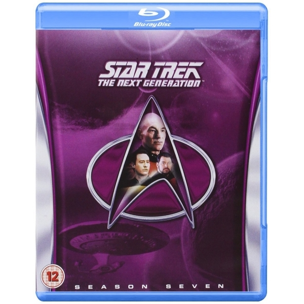Star Trek: The Next Generation - Season 7 (Remastered) Blu-ray