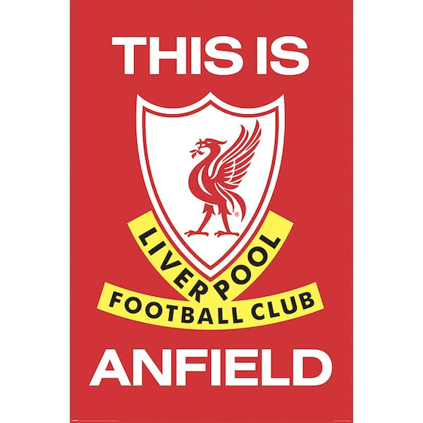 Liverpool FC - This Is Anfield 61 x 91.5cm Maxi Poster