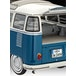 VW T1 Samba Bus (Cars) 1:16 Level 5 Revell Model Kit - Image 3