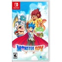 Monster Boy and the Cursed Kingdom Nintendo Switch Game