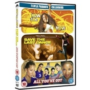 How She Move/Save The Last Dance/All Youve Got DVD