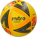 Mitre Ultimatch Max Match Ball Yellow Size 5 - Image 2