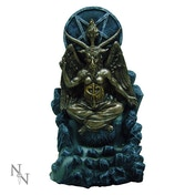 Baphomet Backflow Incense Burner