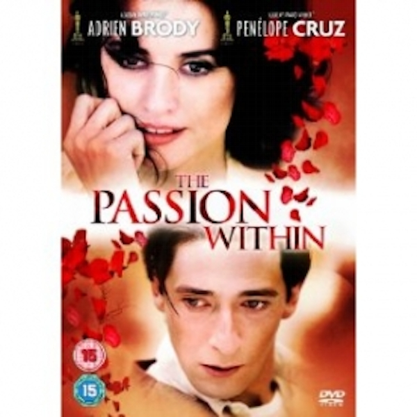 The Passion Within DVD