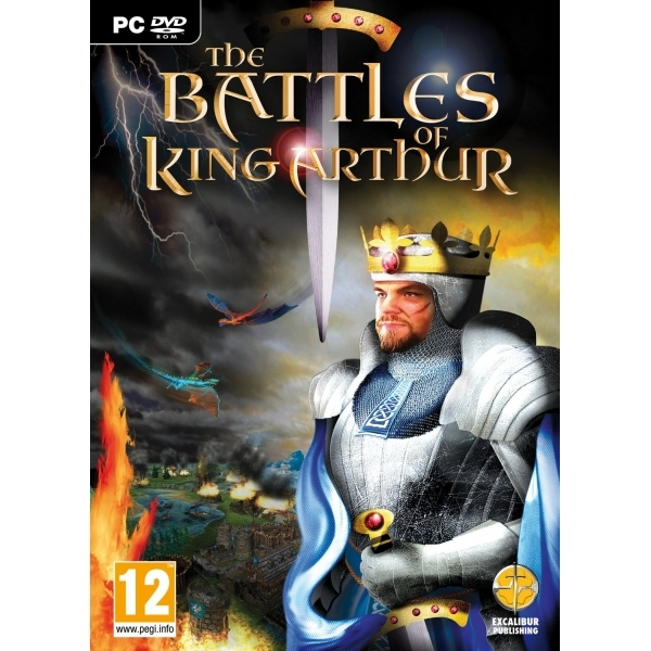 The Battles of King Arthur Game PC