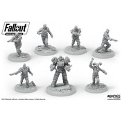 Fallout Wasteland Warfare - Raiders Core Set