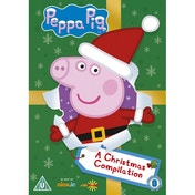 Peppa Pig Volume 20 A Christmas Compilation DVD