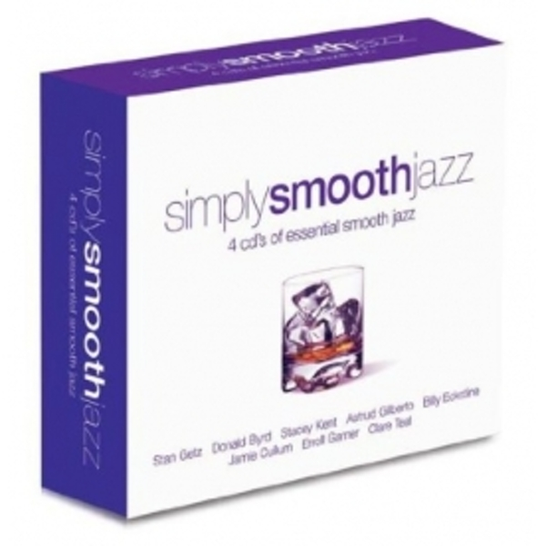 Various Artists - Simply Smooth Jazz CD