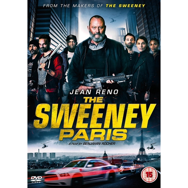 The Sweeney: Paris DVD