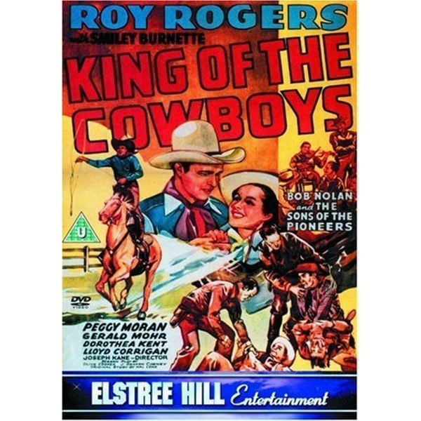 King Of The Cowboys 1943 DVD
