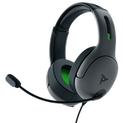 PDP LVL50 Wired Stereo Headset Grey for Xbox One