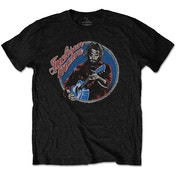 A Star Is Born - Jackson Maine Men's Large T-Shirt - Black