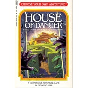 Choose Your Own Adventure House of Danger Board Game