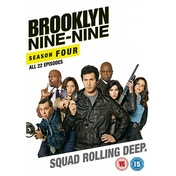 Brooklyn Nine-Nine: Season 4 DVD