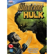 Ultimate Wolverine Vs Hulk DVD