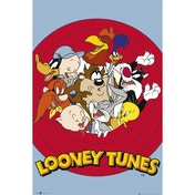 Looney Tunes Group Maxi Poster