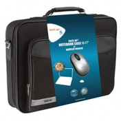 Tech Air Z0103 17 Black Briefcase and Mouse TABUN33M