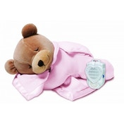 (Damaged Packaging) Prince Lionheart Slumber Bear Original With Silkie Pale Pink