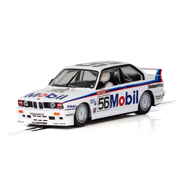 BMW E30 M3 1988 Peter Brock Bathurst #56 1:32 Scalextric Classic Touring Car