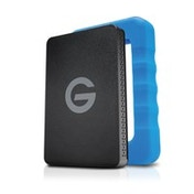 G-Technology G-DRIVE ev RaW 1000GB Black,Blue external hard drive