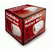 Thumbs Up! Sudoku Toilet Roll