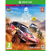 Dakar 18 Day One Edition Xbox One Game