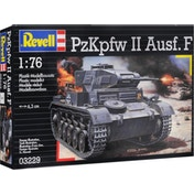 PzKpfw II Ausf. F 1:76 Revell Model Kit